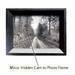 Spy Camera>> Photo Frame Micro Hidden Camera with Motion Detection