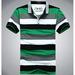 Men's yarn dye polo shirts
