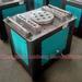 GW50 steel bar bending machine with 4KW electric motor