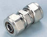 Wall plated Brass fitting and coupler