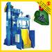 Q326 rubber conveyor belt shot blasting machine