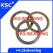 Inch ball bearings and inch cylindrical roller bearings