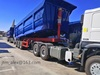 SINO TRUCK 3 axles 60T-120T mining dump truck trailer tipper truck