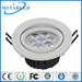 Power rate led 10%-100% dimming range 7w dimmable led downlight