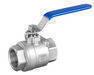 Stainless steel 2PC thread ball valve