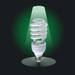 12V 24V DC CFL Light bulb