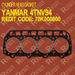 Cylinder head gasket gasket kit Yangmr 4TNV94