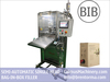 Semi-automatic Boxed Edible Oil Wine Bag-in-Box Filler