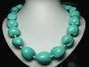 Teal Green Kukui Necklace