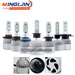 Wholesale 12V Car LED headlight bulb H4 H1 H3 H11 H13 H15 9004 9005/6