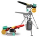 Remote Controlled Electronic Bird Scaring Gas Cannon