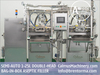 Semi-auto Double-head BiB Filler Bag in Box Aseptic Filling Machine