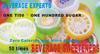Premium sweetener 50 (50times)