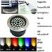 Waterproof LED Underground light from Dongguan simu hardware lighting