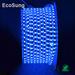 220V flexible LED strip SMD5050 60LED blue