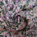 100%polyester printed chiffon fabric