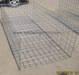 Welded wire mesh gabions (gabion boxes, gabion baskets, gabion cages)
