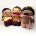 Indian Tribes Plush Toy with Medical Benefit