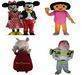 Mascot Costume, Cartoon Characters Costumes, Costumes for Party