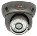 Ir vandal dome camera 1000tvlines cctv security camera