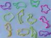 Animal rubber bands, animal bracelets, funny silly bands