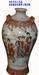 (VAS-013) Porcelain Vase - Red Chamber