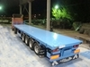 Flat-Bed Semi Trailer