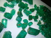 Awesome Uncut Emeralds