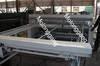 Welded mesh panel machine, welded wire mesh machine