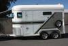 2 horse trailer slant load lengthened