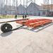 100 ton Motorized Rail Car