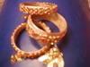 Fashion Accessories, Glass Bangles & Bracelets, Metal Bangles, Bracele