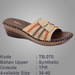 Sandal Brown Line