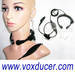 Headset Throat Mic Earbone Mic Earphone Speaker Mic for walkie talkie