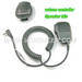 Headset Throat Mic Earbone Mic Earphone Speaker Mic for walkie talkie