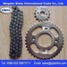 A class motorcycle chain sprocket made in China