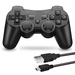 PS3 Game Controller Wireless Double Shock Controller for Playstation 3