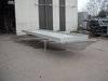 Aluminium benches
