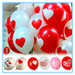 New Products for 2015 water Balloon 10inch Metallic Color Printed Ball