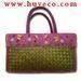 Fashion bamboo handbags of Huveco