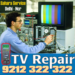 TV Repair Services