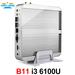 Partaker B11 Business Barebone Computer Fanless Mini PC with i3 6100U