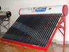 All types of solar water heater