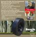 Beagle TOOLS Universal Fit Flat Rib Flat Free Tires