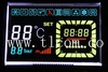 VATN Custom monochrome lcd module from China small display manfacturer