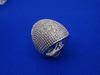 Sterling silver ring, fashion ring, fashion woman ring