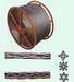 Anti-twist steel wire rope
