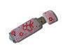 Crysdtal USB flash drive