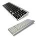 2 Zone Bluetooth Mac Compatible Keyboard