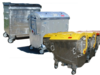 Waste Bins and Container Compactors